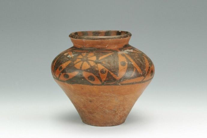 山西博物院馆藏陶器欣赏