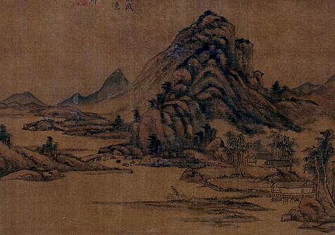 湖南省博典藏清代画作