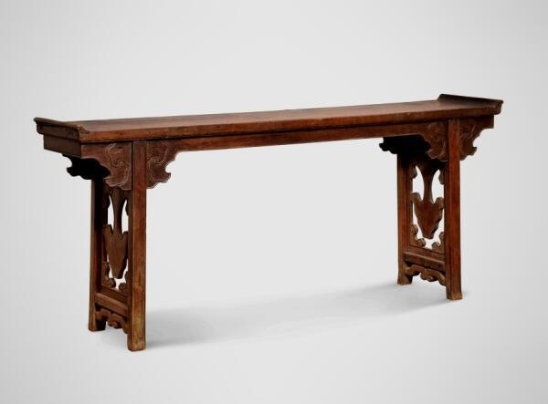 明清家具:桌与案