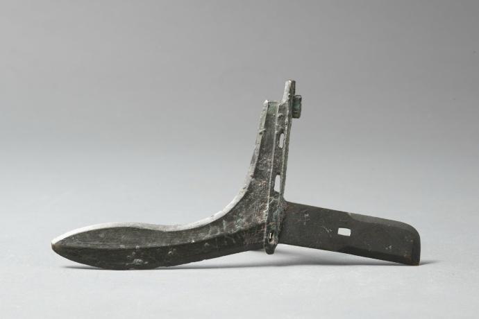 上海博物馆战国青铜器