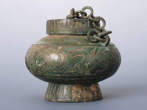 广西壮族自治区博物馆馆藏东汉铜器
