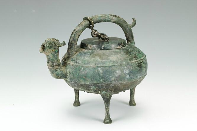 山西博物院藏春秋时期青铜器