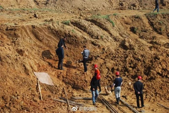 桐城建筑工地发现北宋古墓 出土文物37件(套)