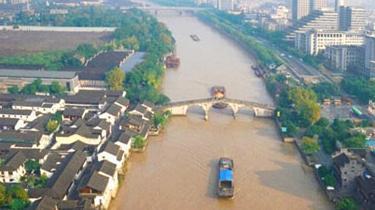 推进大运河文化遗产数字化保护