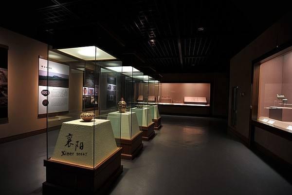 襄阳市博物馆新馆加快建设 确保明年9月竣工