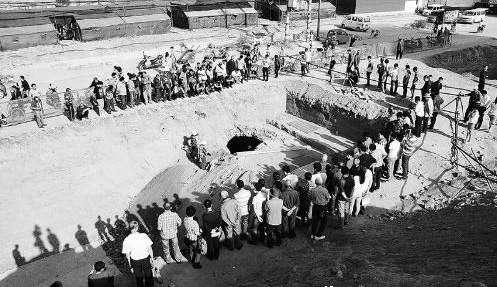 山西发现太原迄今唯一后晋时期古墓葬