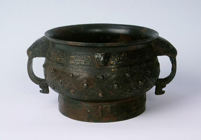 青岛市博物馆馆藏铜器