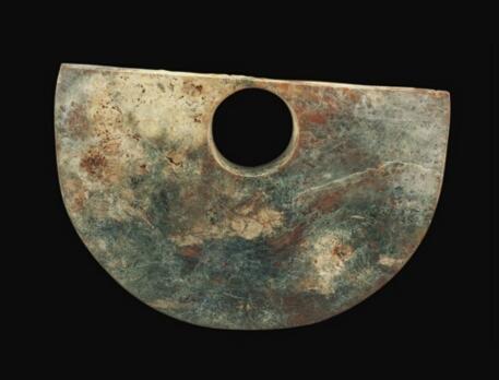 常州利来国际娱乐新石器时代良渚文化玉器
