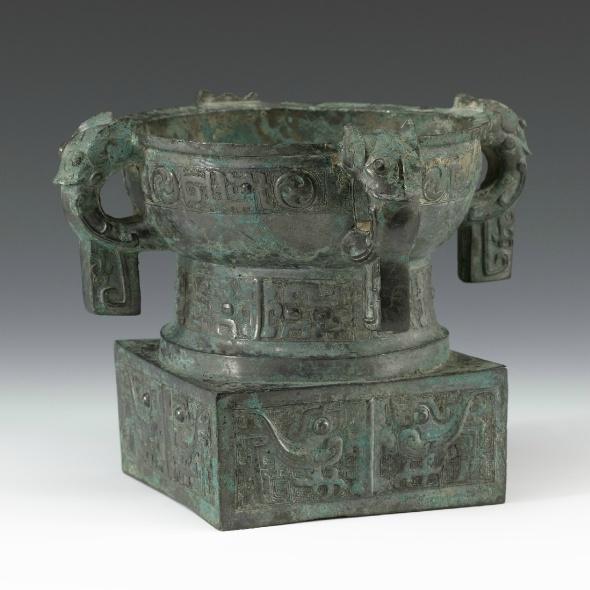 上海博物馆馆藏西周时期青铜器欣赏