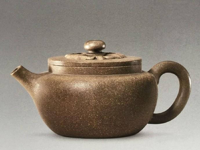 清雍正时期紫砂壶