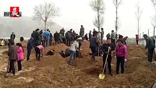 村庄挖出大量银元 县文物局:属于国家所有