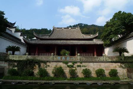 [宁波]走进保国寺:千年古刹 文化瑰宝