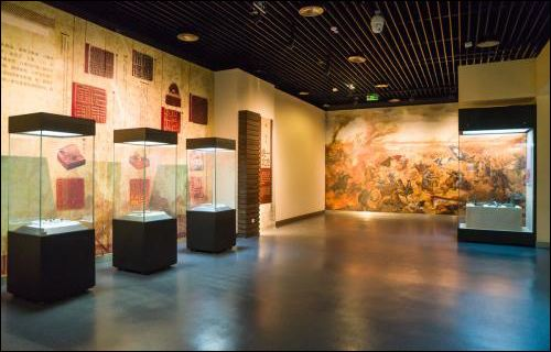 喇家国家考古遗址公园博物馆将完成布展