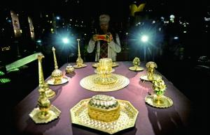 印度珠宝艺术及世界古代文明文物将与公众见面