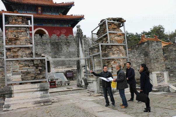 湖北钟祥:对世界文化遗产文物保护工程开展审计监督
