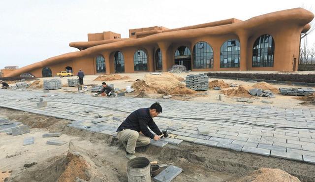 屈家岭遗址公园博物馆区建设忙 前期工作已启动