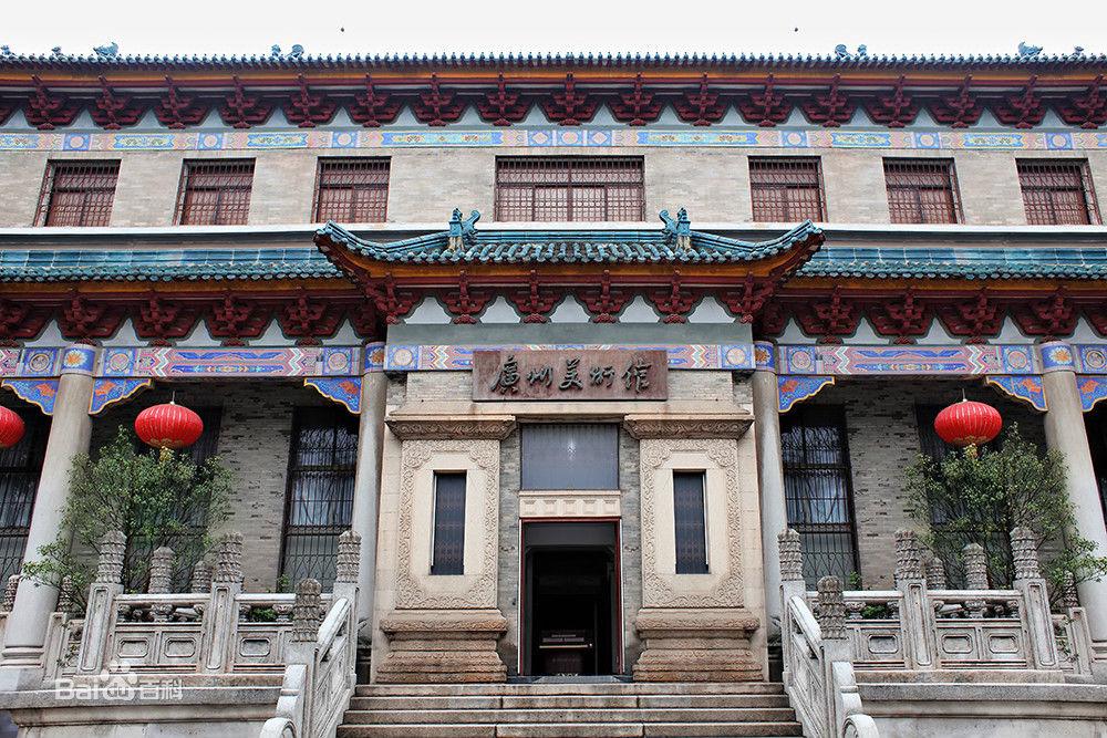 广州美术馆预计年底完成结构封顶