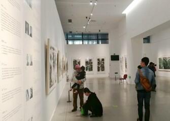 匯聚全國名家作品 快去重慶美術館看當代山水畫系列展