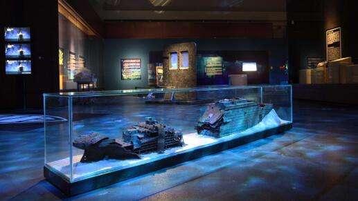 [武汉]泰坦尼克号300件(套)文物将在武汉展出
