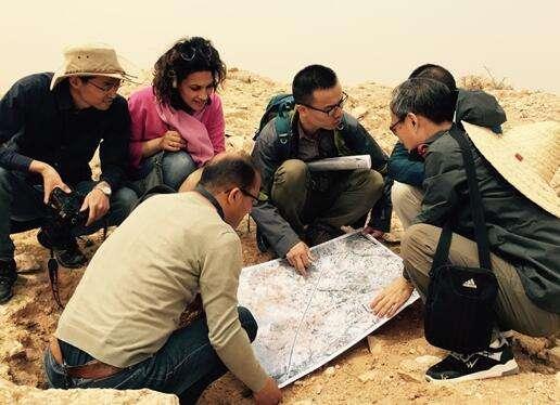 中国科学家用遥感首次发现国外丝路考古遗址