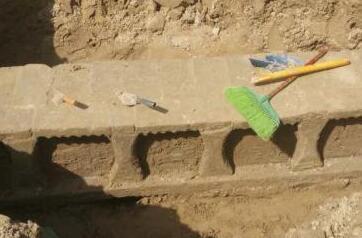 河北临西发现唐、金时期古墓群 发掘出罕见壶牙床