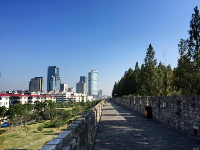 [南京]将建通济门遗址公园 城墙博物馆明年底建成