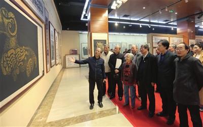 北辰石雕艺术博物馆首次进京办展览