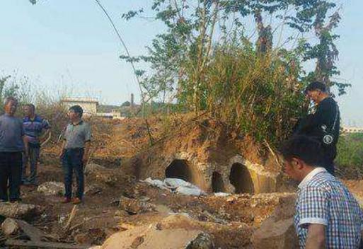 四川自贡发现清代古墓 墓主族人中有盐商望族