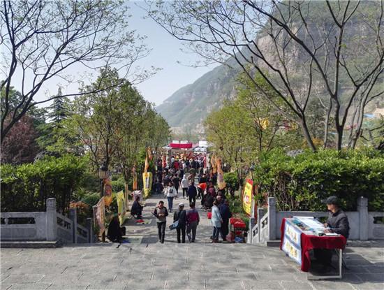 [沁阳]三月三古庙会  让文化遗产活起来