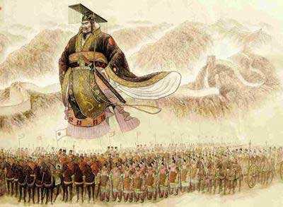 秦始皇统一最艰难的灭国战:楚国曾击溃二十万秦军