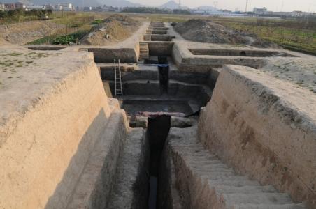 良渚古城在中国城建史上具有划时代的意义