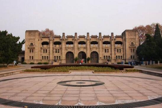 """南京体院内的国家文物""""国术场""""将于6月正式动工修缮"""