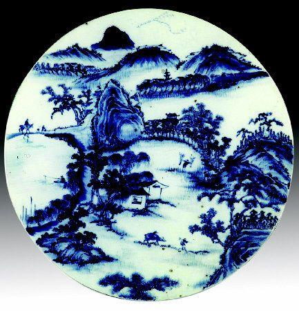 清代青花瓷赏析