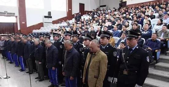 山西闻喜民警组织盗墓被判刑