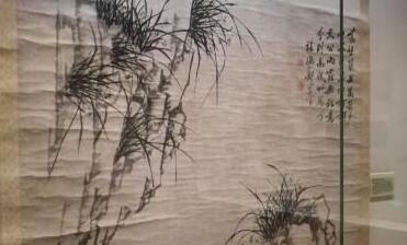 郑板桥真迹亮相国家典籍博物馆