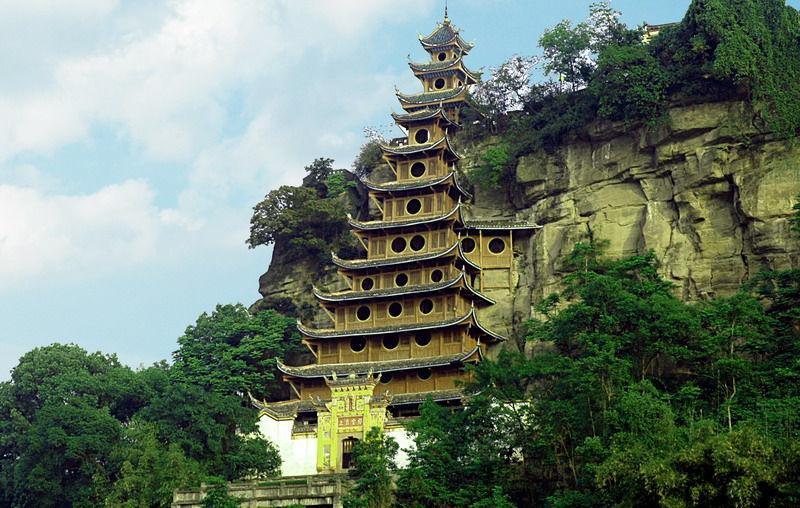 [重庆]历史悠久的古建筑 你都知道吗