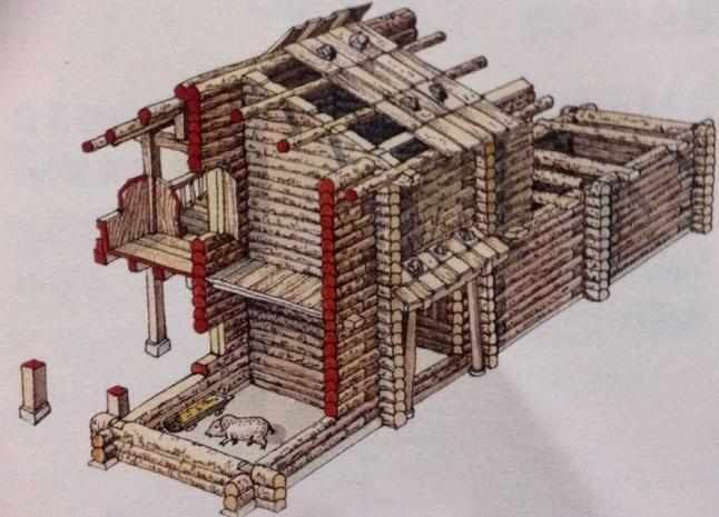 中国古建文化之梁架