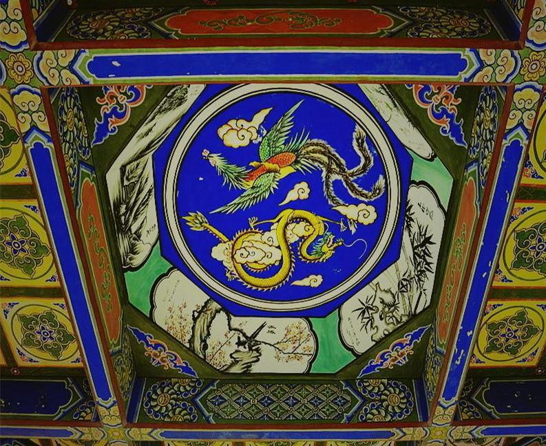 古建彩画——古建筑的重要组成部分
