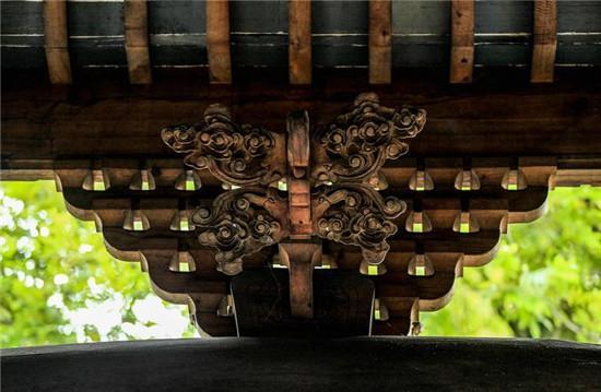 中国古建筑之斗拱 梁思成林徽因曾为之倾倒
