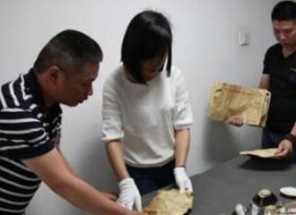 [福州]海关向福建省文物局移交153件罚没文物