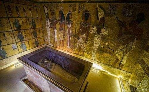 埃及文物部声明图坦卡蒙陵墓不存在隐藏墓室