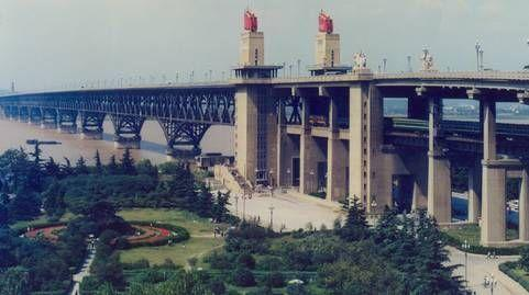 南京长江大桥进行文物修缮将恢复旧貌
