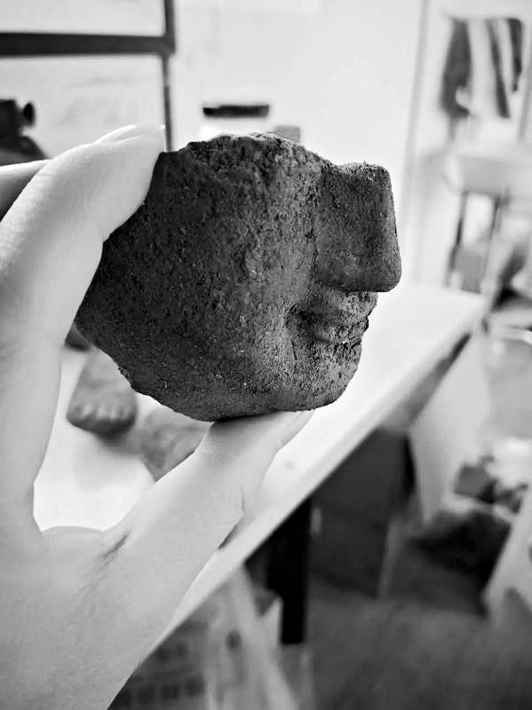 考古发掘现场-图片版权归原作者所有