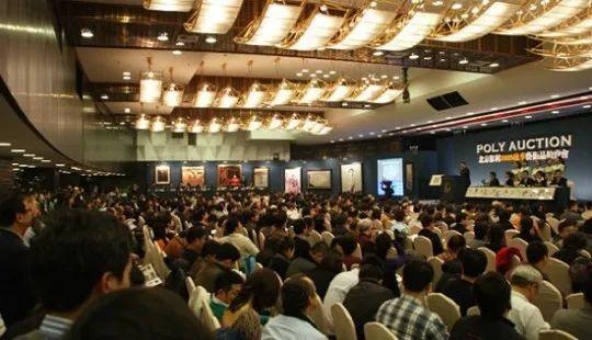 中国艺术拍卖业已从规模发展转向质量发展的新阶段