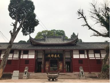 省级优乐国际单位毗卢寺维修工程顺利完工