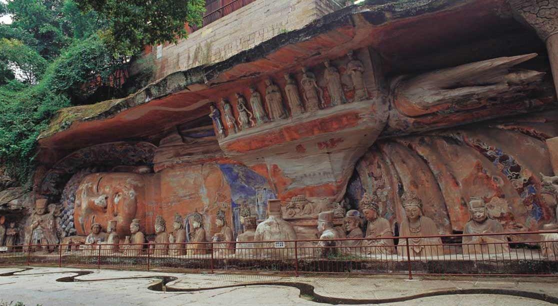 重庆大足石刻新发现一批文物 年内将整理公布