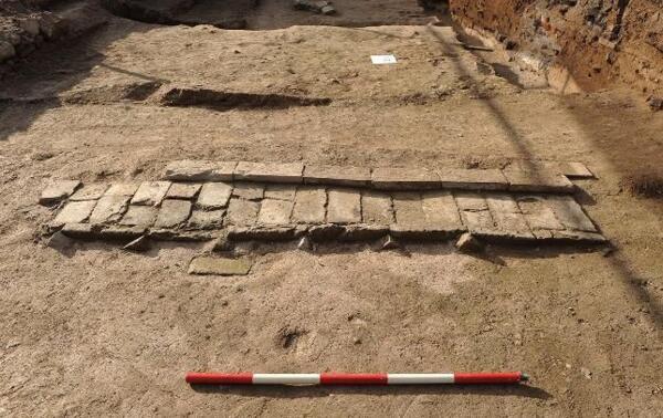 隋唐长安城东市遗址出土遗物1500件 保存良好