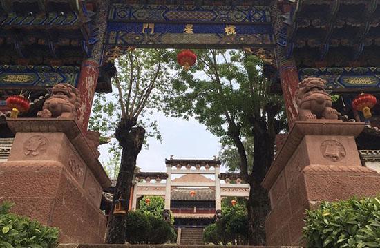 墨江文廟:才子求學朝拜之圣地