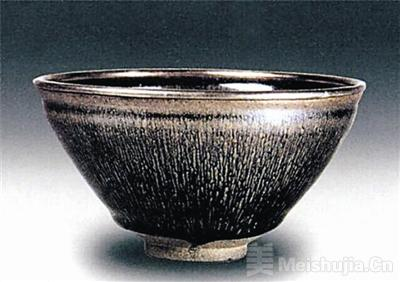 北宋建窑黑瓷名贵品种