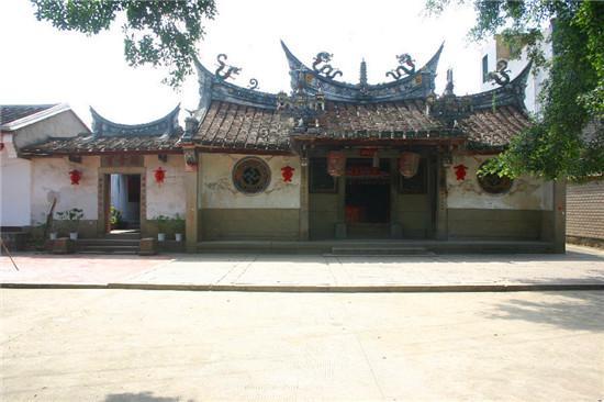 华佗庙:福建唯一华佗供奉地